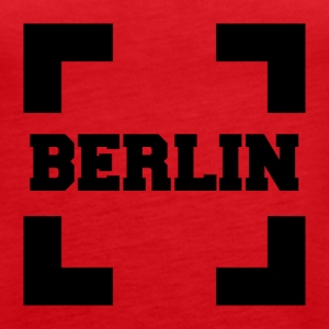 Berlin in Case - Women's Premium Tank Top