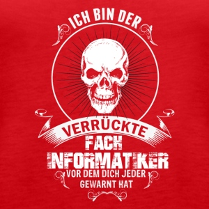 Fachinformatiker - Frauen Premium Tank Top