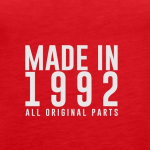 MADE IN 1992 - BIRTH YEAR - Women's Premium Tank Top