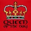 Queen of the day - Frauen Premium Tank Top