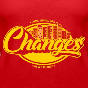 Changes - Frauen Premium Tank Top