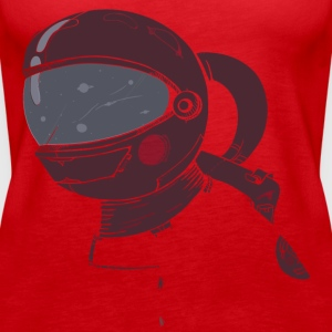 SPACEMAN - Women's Premium Tank Top