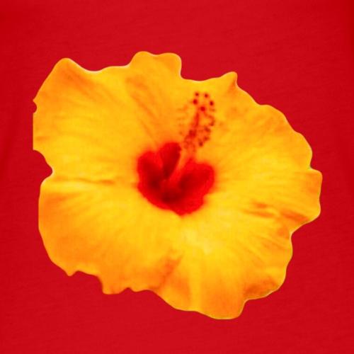 FLOR HAWAII - Camiseta de tirantes premium mujer