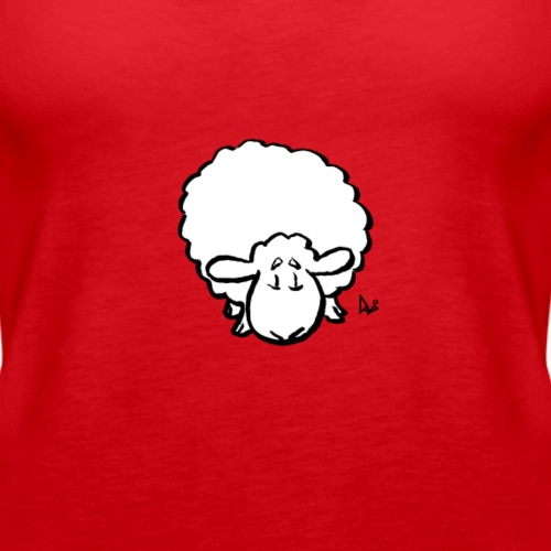 Sheep - Vrouwen Premium tank top