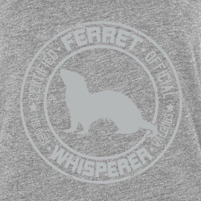 Ferret Whisperer Grey
