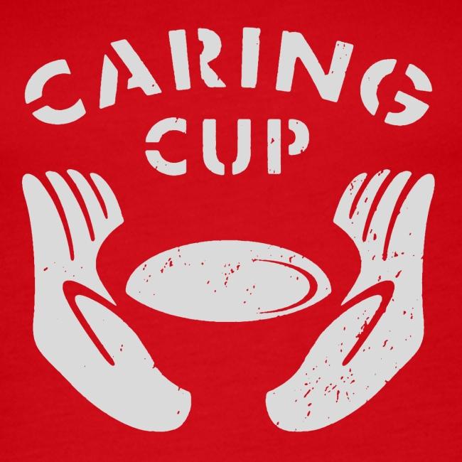 Caring Cup hellgrau