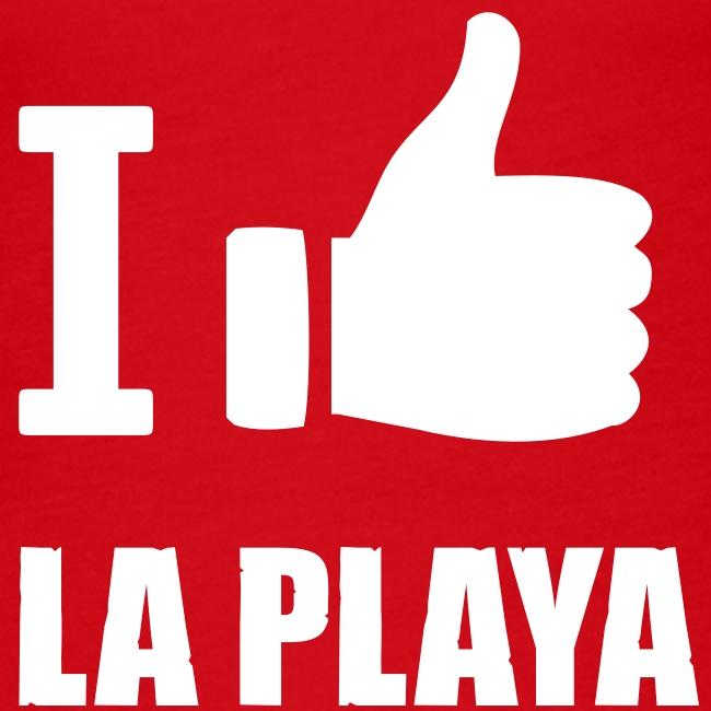 I like LA PLAYA Daumen