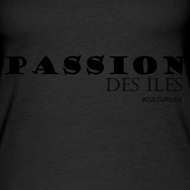PASSION DES ILES