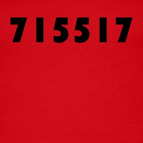 715517 - Naisten premium hihaton toppi