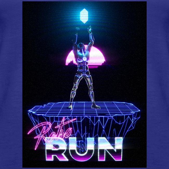 Retro Run merch #2