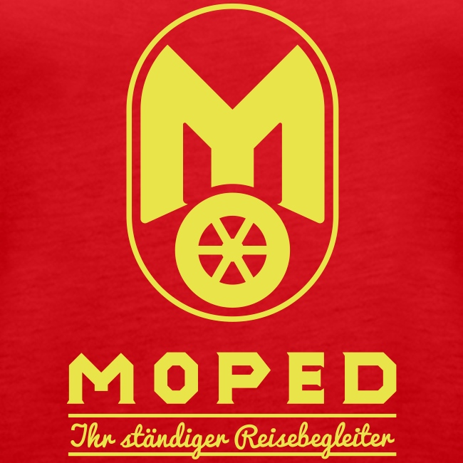 Moped - your constant travel companion