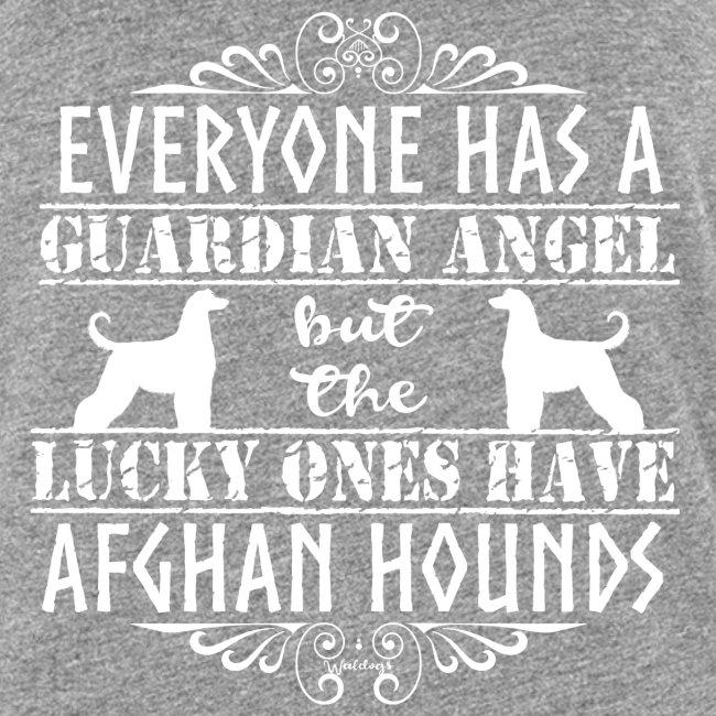 Afghan Hound Angels 2