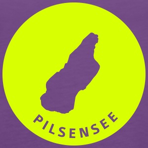 Pilsensee Simple - Women's Premium Tank Top