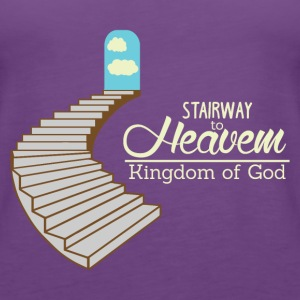 Stairway to Heaven - Tank top damski Premium