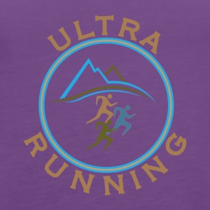 Ultra Running - Women's Premium Tank Top