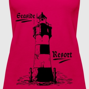 Lighthouse Seaside Resort - Débardeur Premium Femme