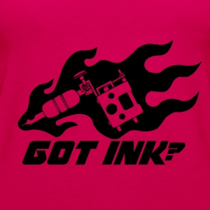 Tatoveringer - Got Ink? - Dame Premium tanktop