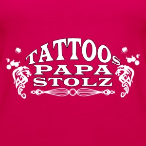 Tattoos - Papas Stolz - Frauen Premium Tank Top