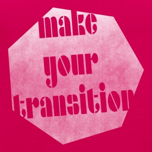 Make your transition - Frauen Premium Tank Top