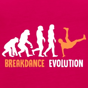 ++ ++ Breakdance Evolution - Women's Premium Tank Top