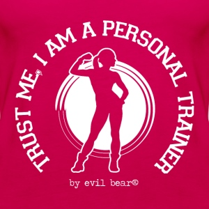 PERSONAL TRAINER 04 - Women's Premium Tank Top