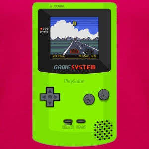 game boy - Tank top damski Premium
