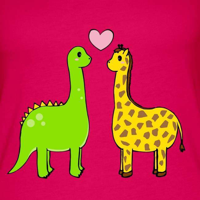 Dino Giraffe True