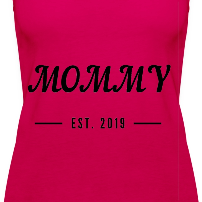 Mommy since 2019
