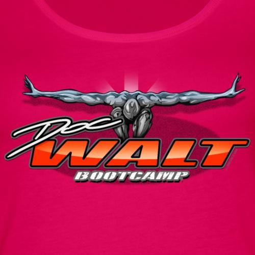 DocWalt / DoubleBrand (2fach-Logo Variante) - Frauen Premium Tank Top
