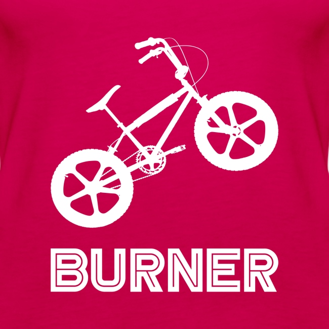 BMX Burner Bike Bicycle Retro Vintage 80's