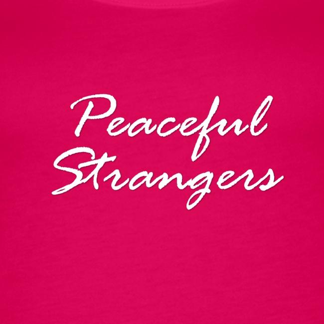 PS-000 Peaceful Strangers print