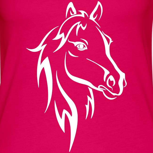 Vorschau: Horse - Frauen Premium Tank Top