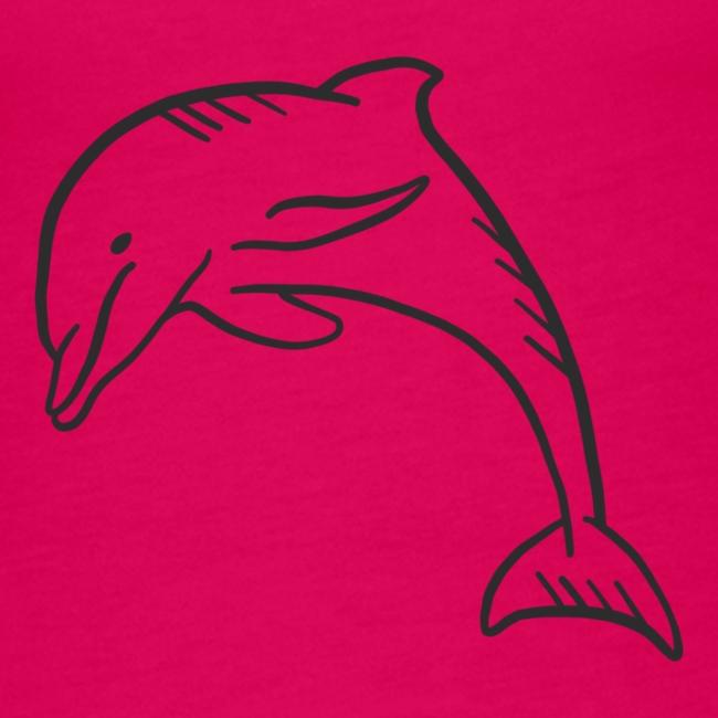 Urlaubsdelfin !
