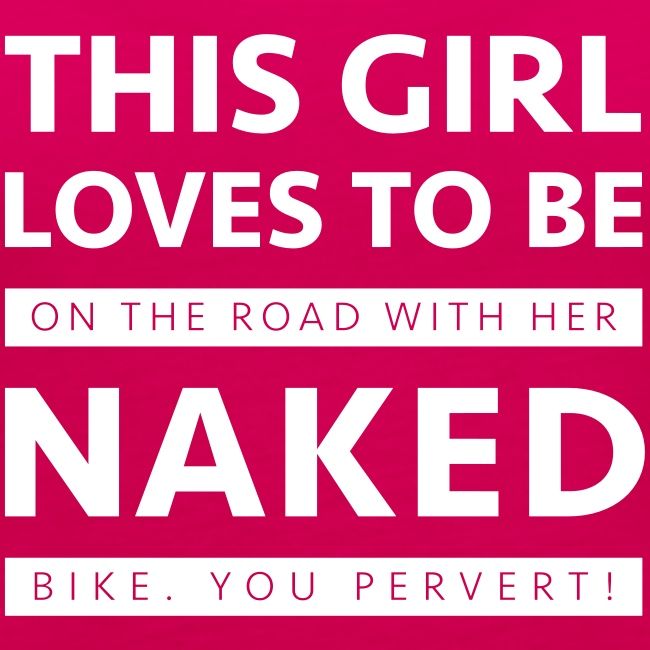 This Girl loves to be Naked