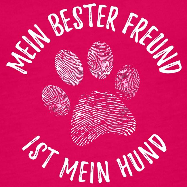 Vorschau: Mein Hund Bester Feund - Frauen Premium Tank Top