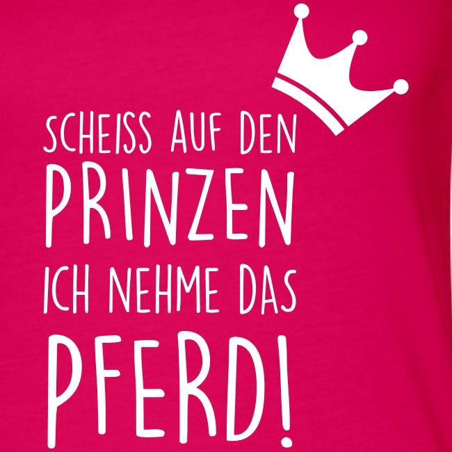 Vorschau: Prinz Pferd - Frauen Premium Tank Top