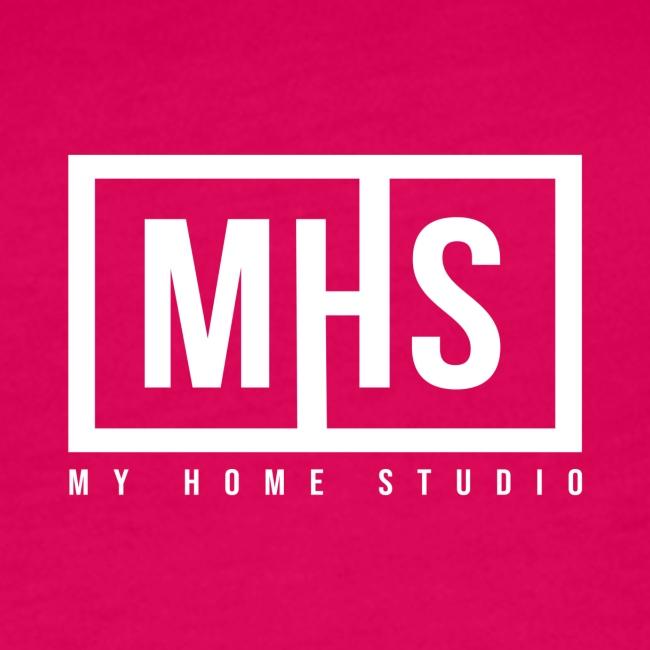 LOGO MY HOME STUDIO SQUARE