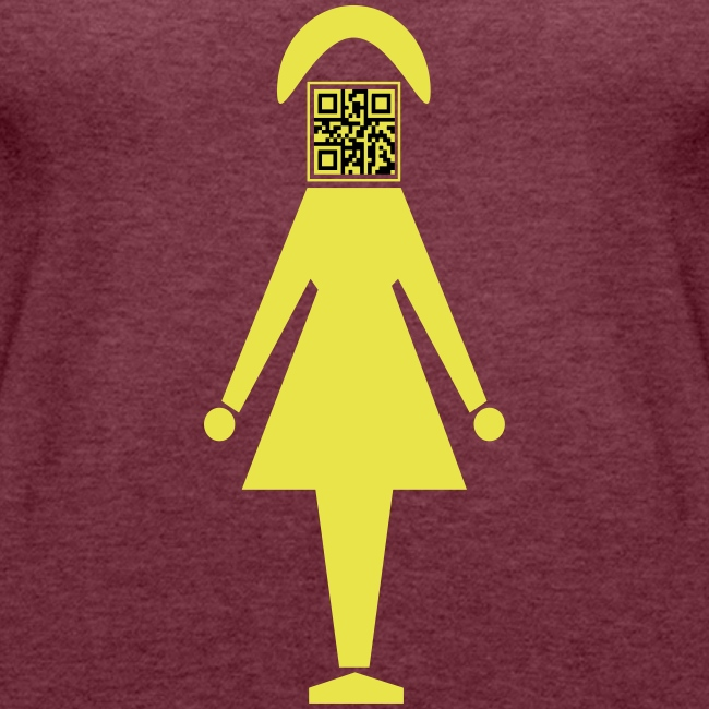 Barcode Woman