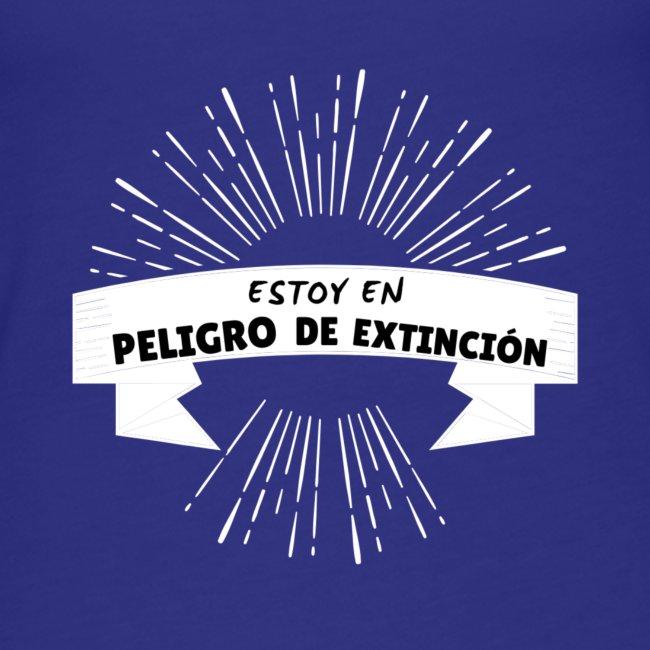 Peligro de extinción