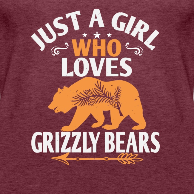 just a girl who loves Grizzly Bears