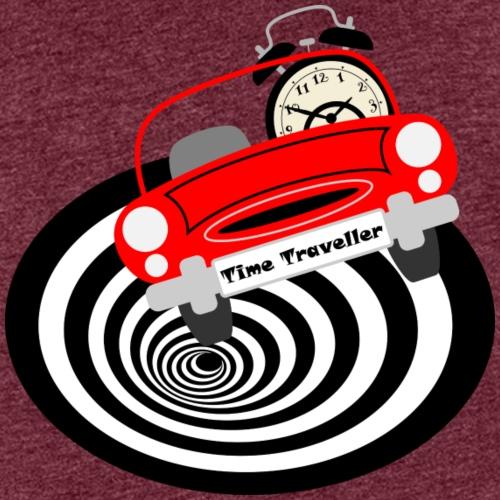 Time Traveller - Women's Premium Tank Top
