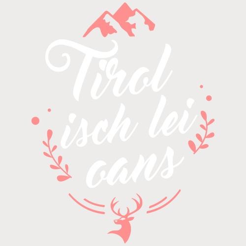 Tirol isch lei oans • Nature Edition - Frauen Premium Tank Top