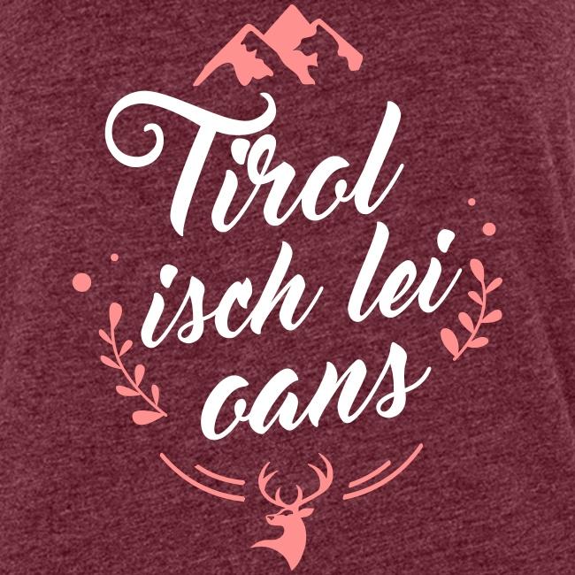 Tirol isch lei oans • Nature Edition