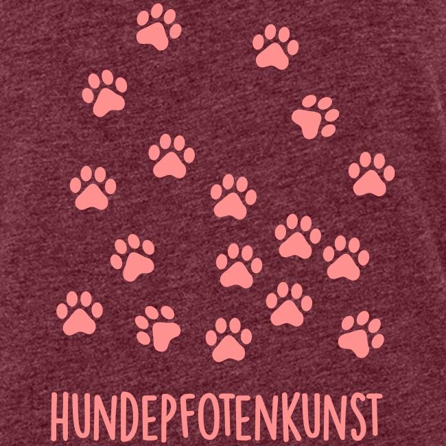Vorschau: Hundepfotenkunst - Frauen Premium Tank Top