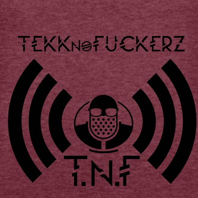 Tekknofuckerz Icon Schwarz
