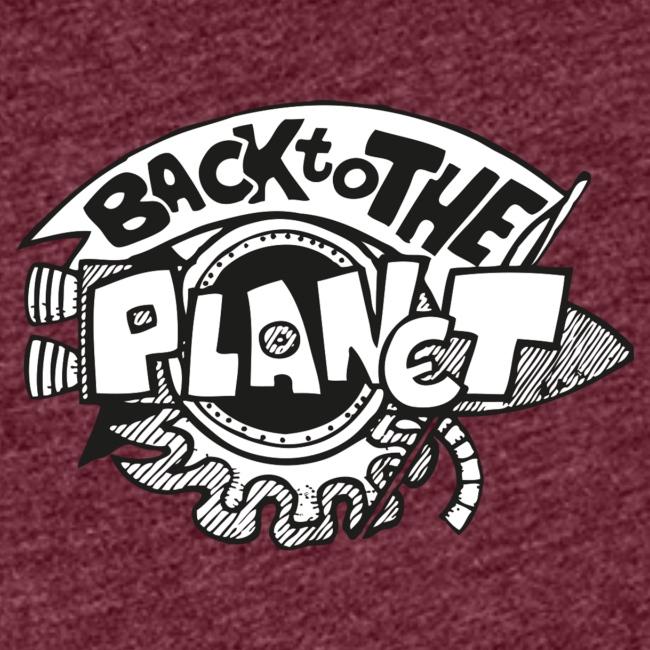 Back To The Planet Original Logo