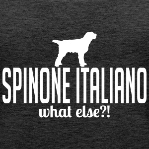 Italiensk Spinone whatelse - Premium singlet for kvinner