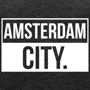 Amsterdam City - Women's Premium Tank Top
