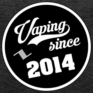 Vaping since 2014 - Women's Premium Tank Top