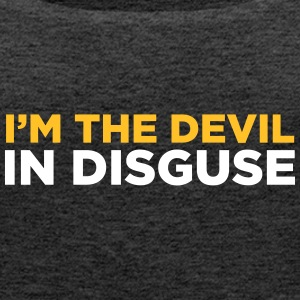 I'm The Devil In Disguise - Women's Premium Tank Top